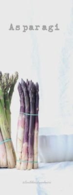 Torta rustica asparagi e feta
