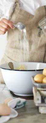 Gnocchi ripieni con crema di Asiago e prosciutto croccante