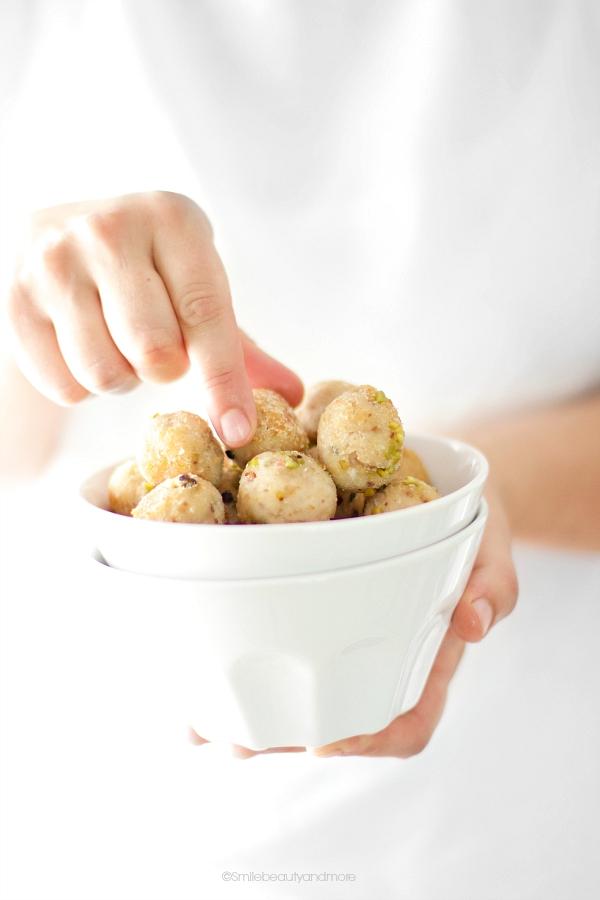 polpette di pollo e pistacchi4