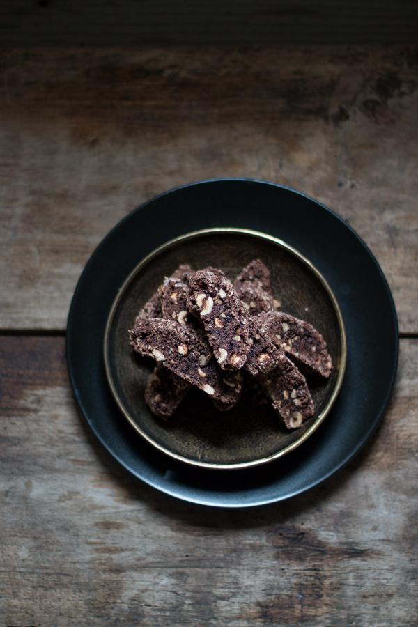 Cantucci al cacao