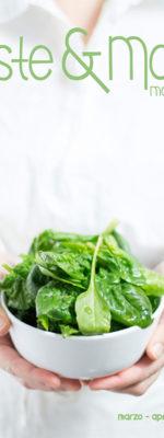 Mezze maniche con crema di ricotta e spinaci per Taste&More Magazine n.19