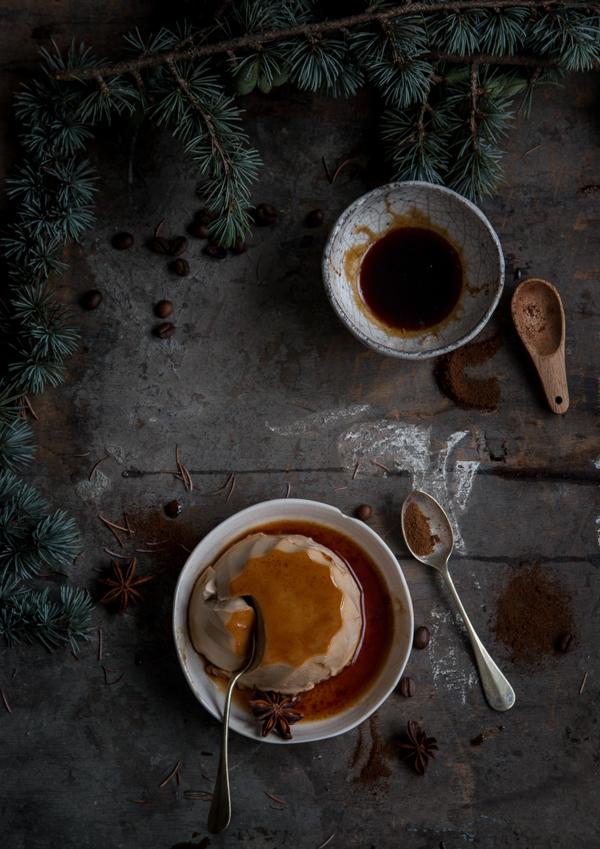 Budino al caffè